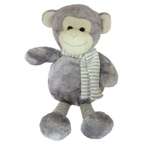 Małpka w szarym szaliku, 24 cm - Axiom