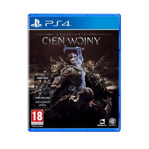 OKAZJA - Śródziemie: Cień Wojny (PS4)