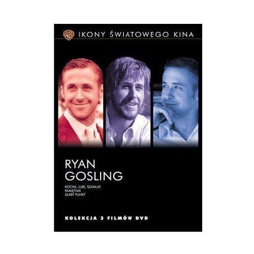 Ryan Gosling filmów (3xDVD) - Nick Cassavetes, Glenn Ficarra, Gregory Hoblit