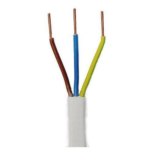 Kabel instalacyjny AKS Zielonka YDYp 3 x 2,5 mm2 450/750 V 5 m, 777215