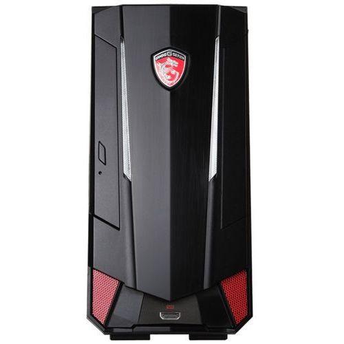 Komputer stacjonarny MSI Nightblade MI3 7RA-045EU i5-7400/8GB/1TB/GTX1050/Win10H. Klasa energetyczna Intel® Core™ i5-7400, 7RA-045EU