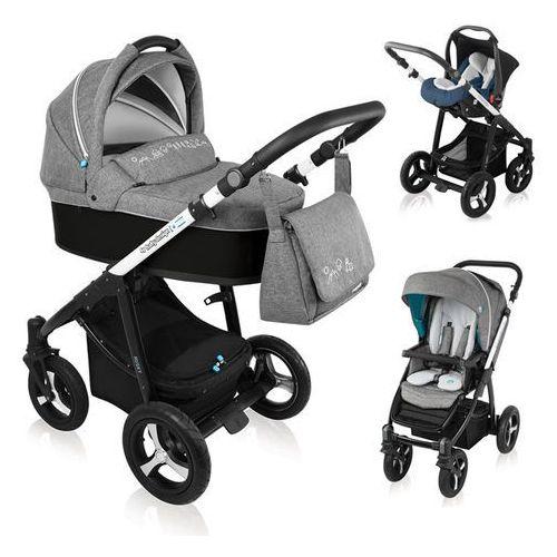 Baby Design Husky New+Winterpack+fotelik (do wyboru)