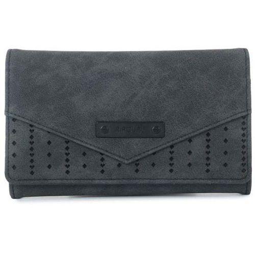 Portfel - modesto big wallet black (90) rozmiar: os marki Rip curl