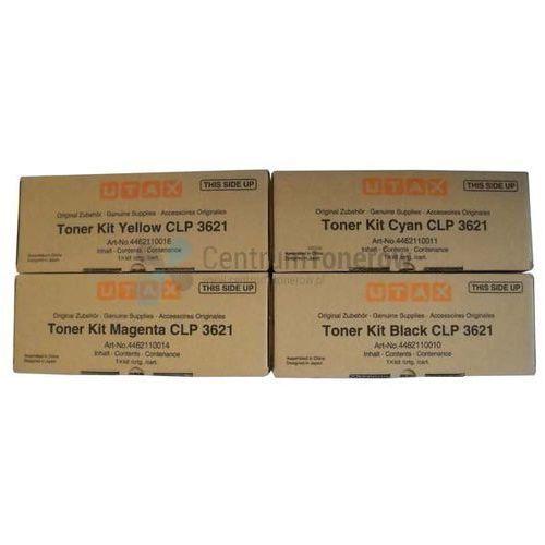 Utax oryginalny toner 4462110016, yellow, 5000s, utax utax clp 3621, 4621, ta clp3621 (7613058022974)