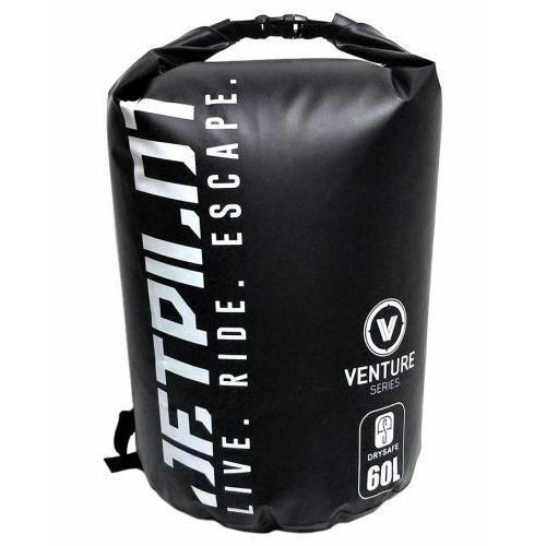 Jetpilot Torba wodoszczelna jet pilot large roll top waterproof bag-60l 2019