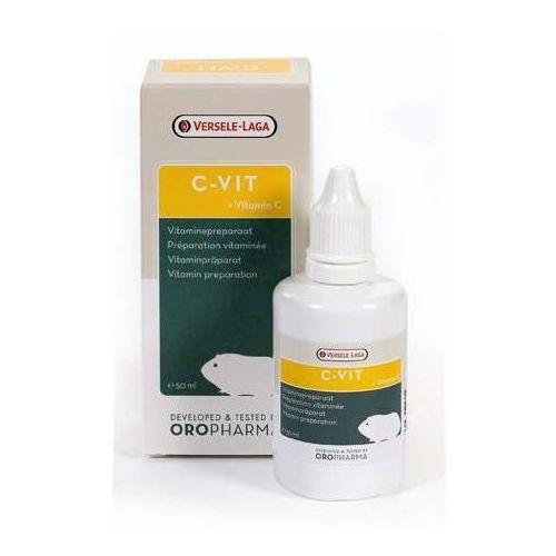 VERSELE-LAGA Oropharma c-vit 50 ml preparat z witaminą c - DARMOWA DOSTAWA OD 95 ZŁ! (5410340607008)