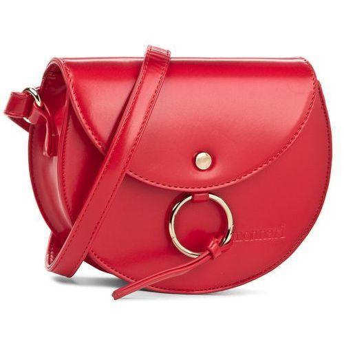 Torebka MONNARI - BAG0610-005 Red, kolor czerwony