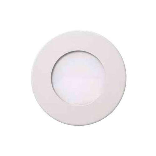 Ideus Oczko lampa sufitowa hl688l 02130 podtynkowa oprawa metalowa led 12w okrągły wpust minimalistyczny biały