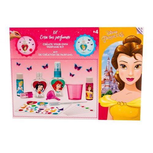 Disney Princess Princess zestaw 2x10 ml dla dzieci