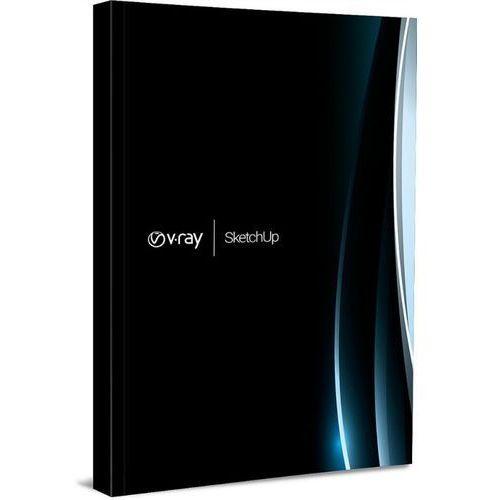 OKAZJA - V-Ray 3.6 dla SketchUp Pro Workstation Plus BOX + klucz USB