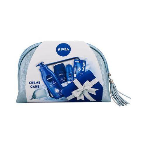 zestaw upominkowy pełne odżywczych care krem pielęgnacyjny marki Nivea