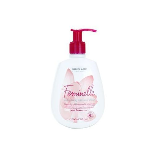 Oriflame  feminelle emulsja do higieny intymnej (refreshing intimate wash) 300 ml (2800011149136)