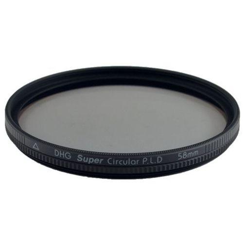 filtr polaryzacyjny kołowy cpl 58 mm super dhg marki Marumi