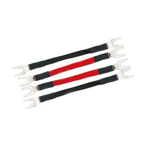 Wireworld Equinox Bi-wire Jumpers - zworki głośnkowe