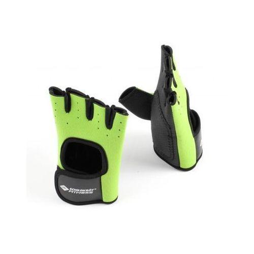 Rękawiczki do fitnessu Schildkrot Fitness roz. M