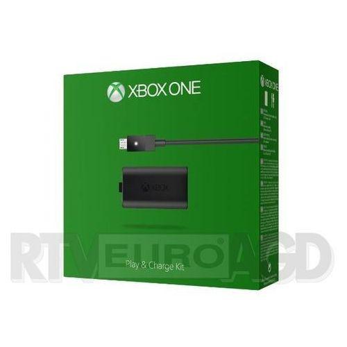 Xbox One Play&Charge Kit - produkt w magazynie - szybka wysyłka!, S3V-00014