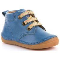 buty chłopięce za kostkę 20 niebieskie marki Froddo