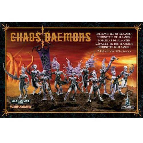 Daemonettes Of Slaanesh (97-09) GamesWorkshop 99129915002 (5011921006137)