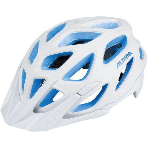 Alpina mythos 3.0 l.e. kask rowerowy biały 52-57cm 2018 kaski rowerowe (4003692258243)