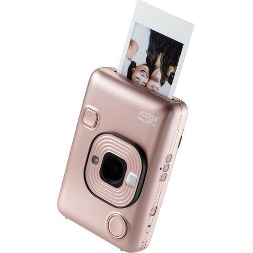 Fujifilm instax mini liplay blash (złoty)