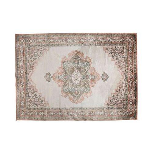 Dutchbone dywan mahal różowy/oliwkowy 200x300 6000261 (8718548055223)