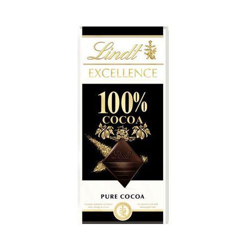Czekolada Lindt Excellence 100% Cocoa 50g