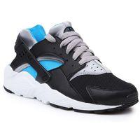 Buty dziecięce huarache run (gs) 654275-013 marki Nike