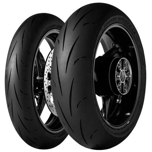 Dunlop Sportmax GP Racer D211 M 200/55 ZR17 TL (78W) tylne koło, medium, M/C -DOSTAWA GRATIS!!!