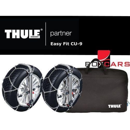 Łańcuchy śniegowe Thule Easy-fit 90 (łańcuch na koła)