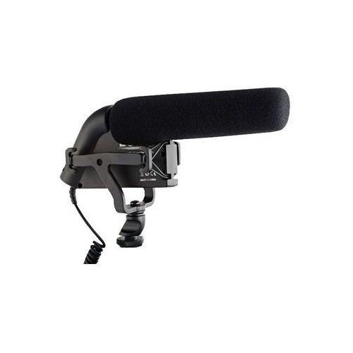 By-vm200p mikrofon kierunkowy do kamer i lustrzanek marki Boya