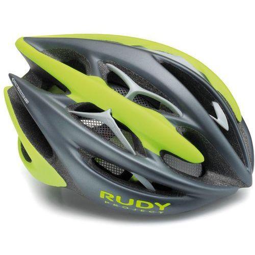 Rudy project sterling kask rowerowy zielony/petrol s-m   54-58cm 2018 kaski rowerowe