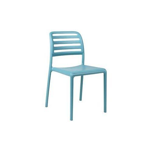 Krzesło costa niebieskie marki Nardi