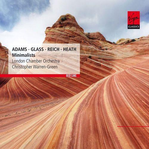Warner music Red line - minimalist (adams, glass, reich)