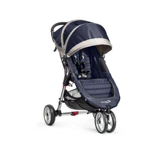 Baby Jogger Wózek spacerowy City Mini 3 Rad navy blue / gray