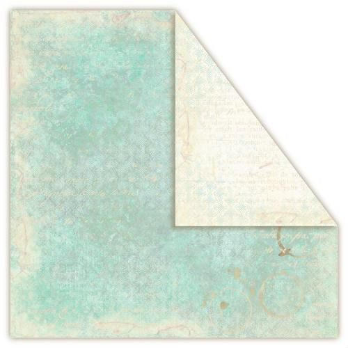 Creativehobby Ozdobny papier loft 30,5x30,5 cm - antiqued - 01