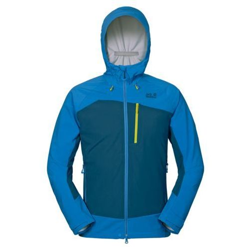 Kurtka softshellowa GRAVITY FLEX JKT MEN - moroccan blue