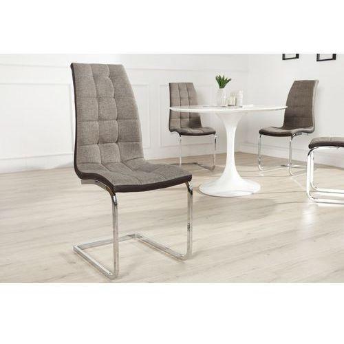Krzesło porto brązowe marki Interior