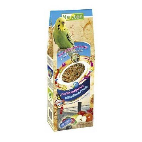 pokarm papuga mała jod, owoce 700ml wyprodukowany przez Nestor