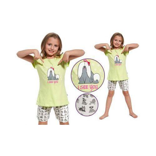 Piżama dziecięca LEJLA: limonka