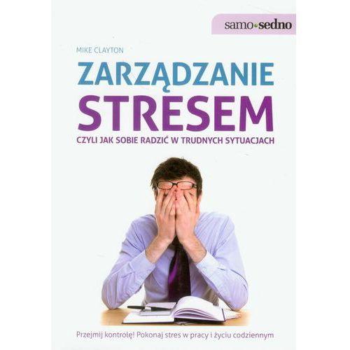 Zarządzanie stresem (9788377880982) - OKAZJE