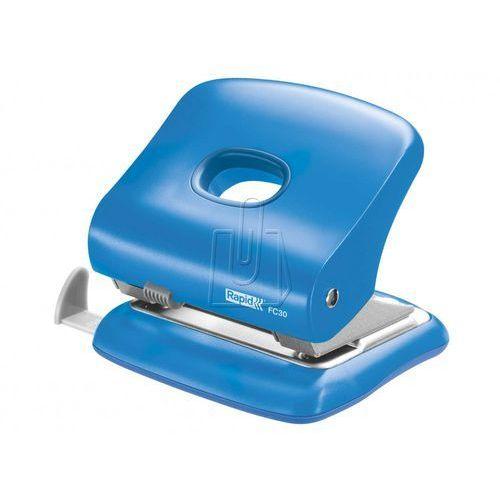 Dziurkacz Rapid 5000 FC30 do 30 kartek jasnoniebieski