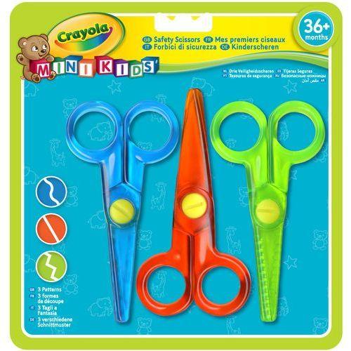 Crayola Nożyczki mini kids (0071662681197)
