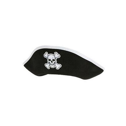 Go Czapka pirata z białym obszyciem - 1 szt.