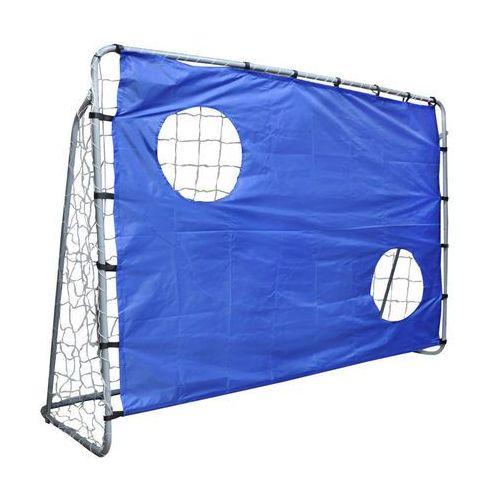 Bramka do piłki nożnej AXER SPORT A21774 Z panelem do celowania + DARMOWY TRANSPORT!