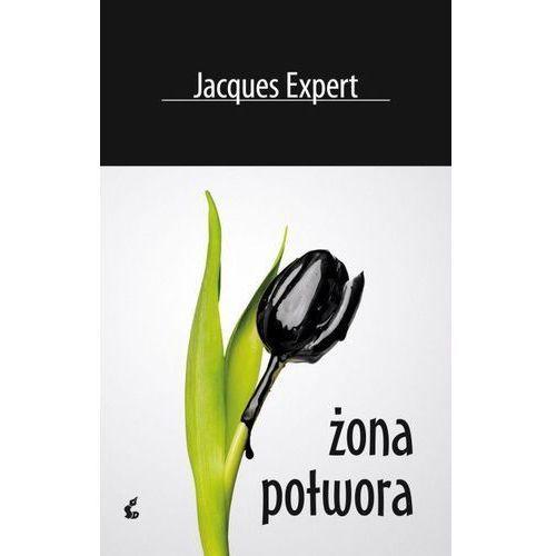 ŻONA POTWORA, książka w oprawie twardej