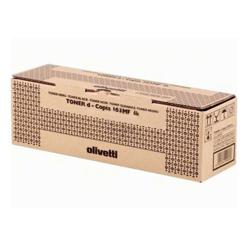 Toner Olivetti B0592 Black do kopiarek (Oryginalny)
