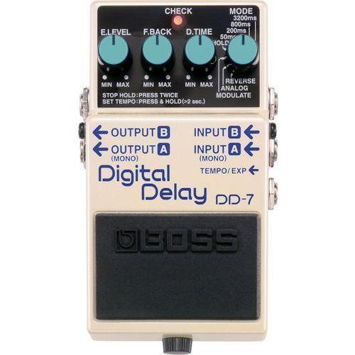 digital delay dd-7 marki Boss