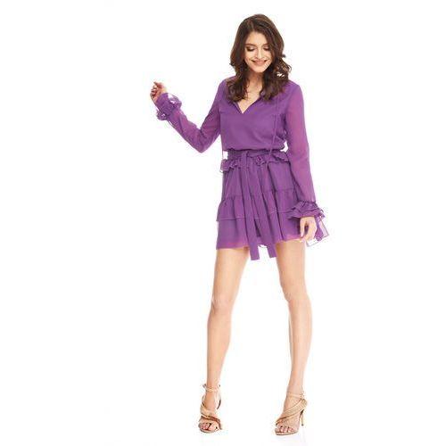 Sukienka Alyssa w kolorze fioletowym, 1 rozmiar