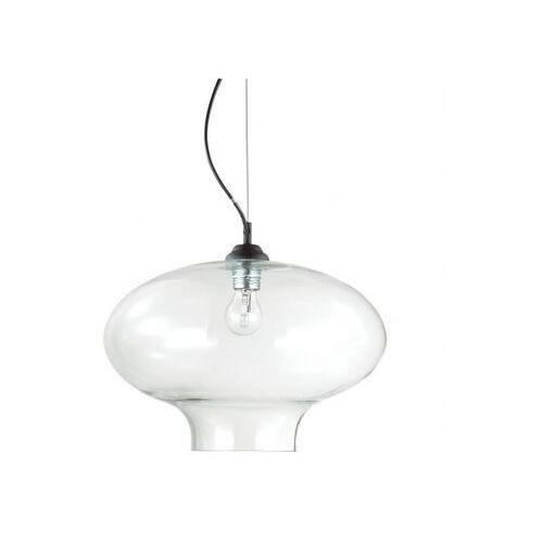 Lampa wisząca BISTRO' SP1 ROUND TRASPARENTE, kolor Transparentny