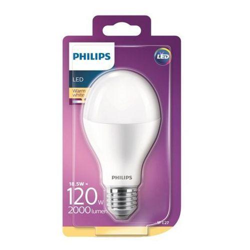 Żarówka led a67 e27 18 5 w 2000 lm barwa ciepła marki Philips